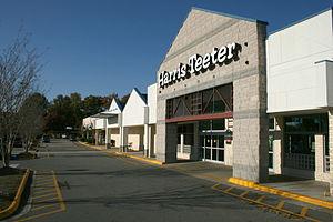 English: Harris Teeter supermarket #117 at 211...