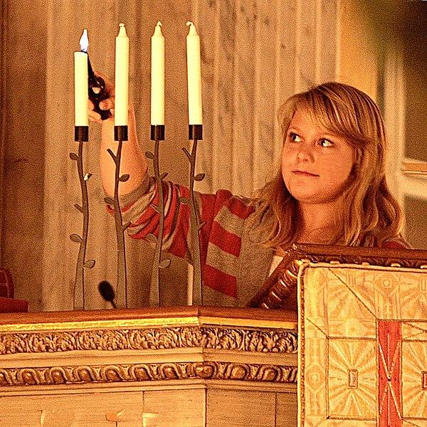 File:Advent Sunday in Vaxholm's church 2008.jpg