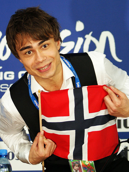 Fichier:Alexander Rybak at the Eurovision press conference.jpg
