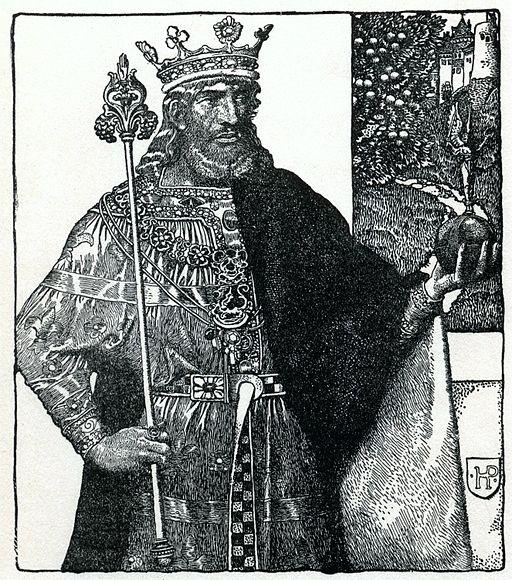 Arthur-Pyle King Arthur of Britain