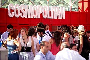 COSMOPOLITAN magazine at The Brandery Summer E...