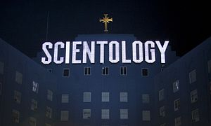 "English: Church of Scientology ""Big Blue&..."