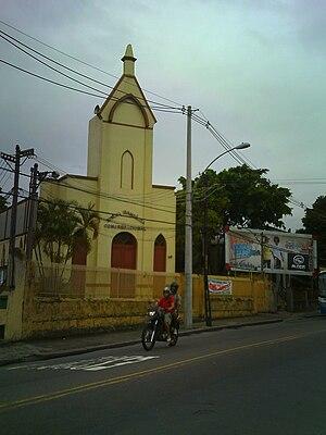 Português: Igreja Evangélica Congregacional do...