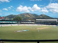 Queens Park Oval, Port of Spain, Trinidad and ...