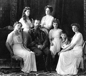 Image result for romanov family
