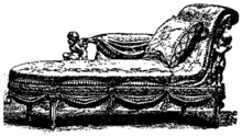 Ideale divano chaise longue a sinistra tandis di design. Chaise Longue Wikipedia