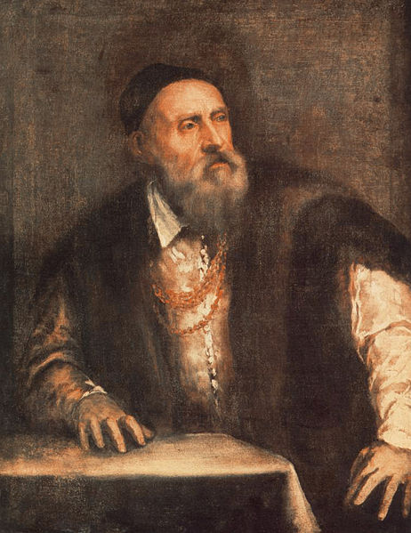 File:Titian Self Portrait.jpg