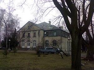 Psychiatric hospital in Tworki