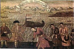...i zboże nie płaci. Dwie anonimowe grafiki ilustrujące załamanie się koniunktury na zboże w drugiej połowie XVII w.