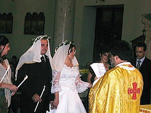 Arberesh Byzantine Catholic Wedding