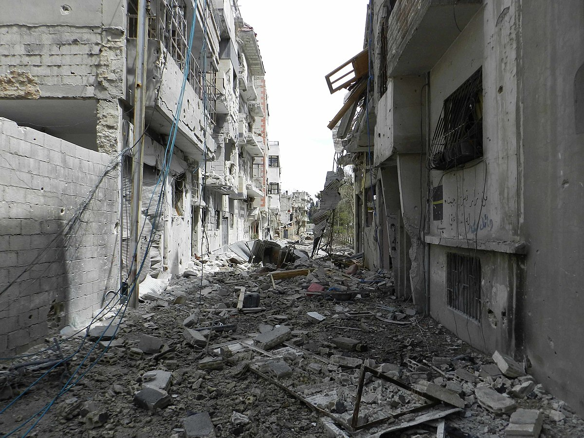 File:Destruction in Homs (4).jpg
