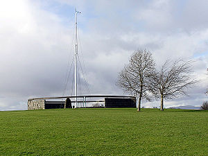 The Bannockburn Monument near Bannockburn in S...