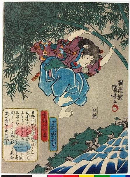 File:Kumawakamaru by kuniyoshi - 24 paragons of filial piety.jpg