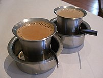 Masala Tea and South Indian Filter Coffee - Ch...