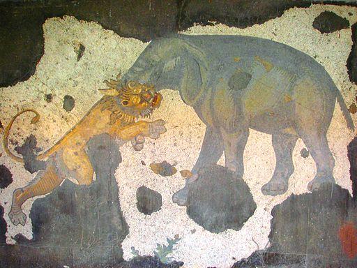 Mosaic museum Istanbul 2007 019
