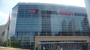 English: Consol Energy Center