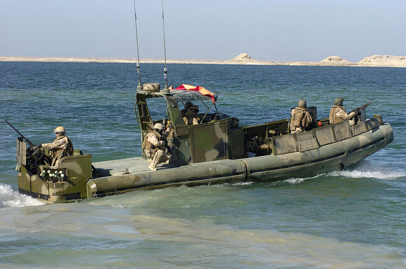 Riverine Squadron 2 Iraq