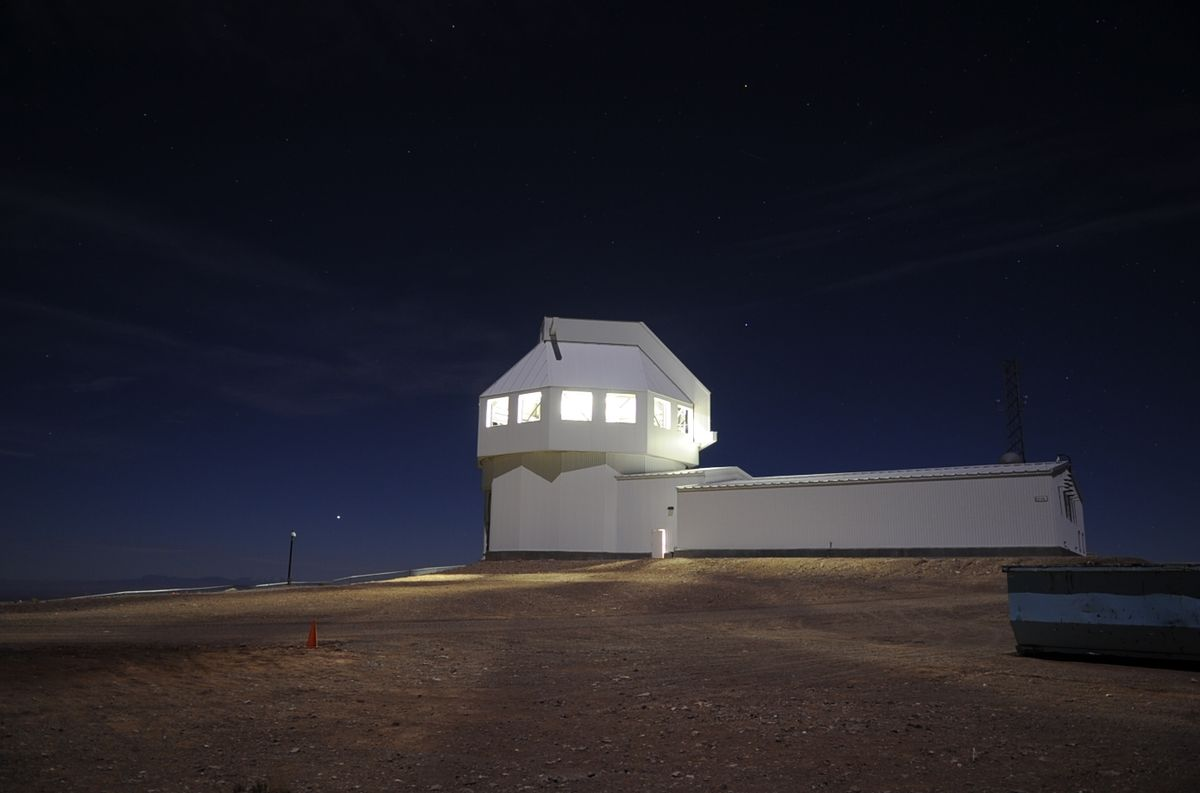 Space Surveillance Telescope Wikipedia
