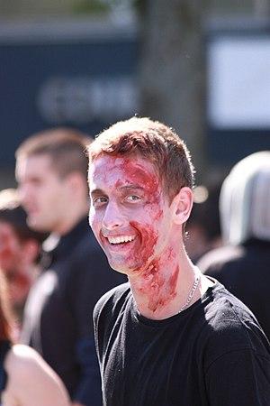 English: Zombie Walk