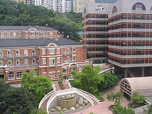 香港大學(梅堂及儀禮堂) The University of Hong Kong (Elio...