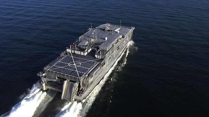 USNS Fall River completes acceptance