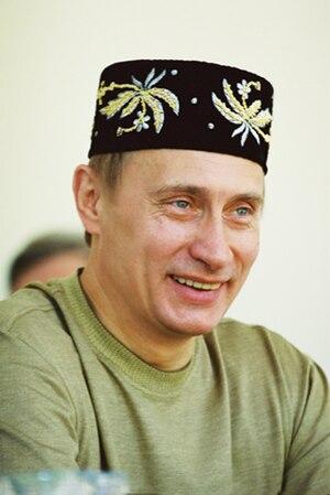 KAZAN. Sabantui, a Tatar festival.