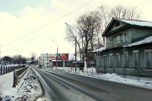 Советский проспект (Вологда) — Википедия