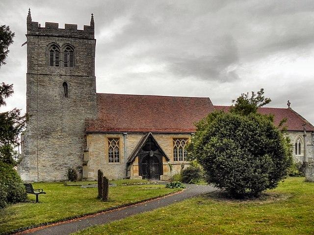 Aston Cantlow, St John the Baptist
