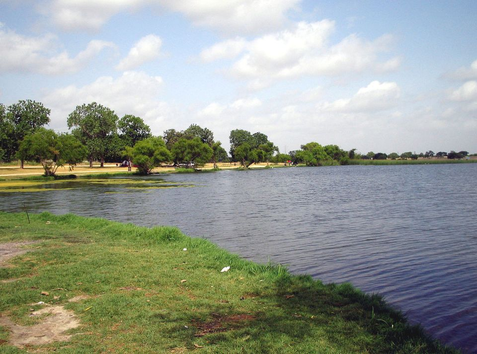 Braunig Lake