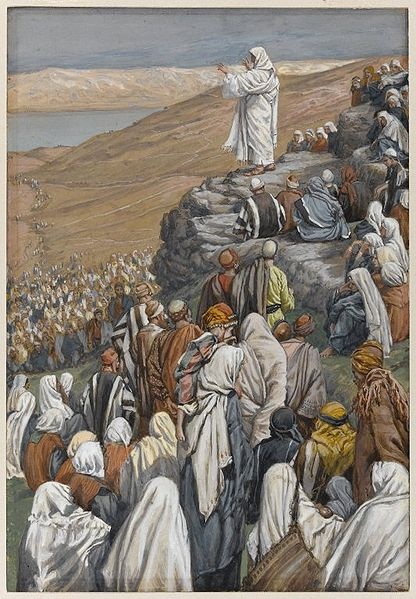 File:Brooklyn Museum - The Sermon of the Beatitudes (La sermon des béatitudes) - James Tissot.jpg