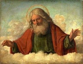 God the Father, Cima da Conegliano, Circa 1510-17.