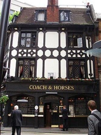 Coach and Horses, Bruton Street, Mayfair, W1 (2711851432)