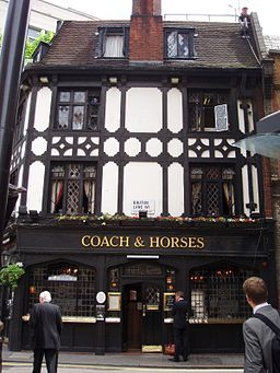 Coach and Horses, Bruton Street, Mayfair, W1 (2711851432)