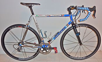 English: Colnago Master X-Light bicycle