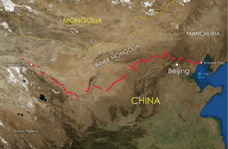 File:Great Wall of China location map.PNG