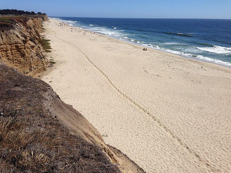 poplar beach, half moon bay beach, beaches in half moon bay, beach in half moon bay, beach, beaches, beautiful beach