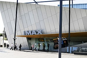 IMAX at the Melbourne Museum in Melbourne, Aus...