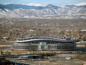 Denver's Invesco Field.