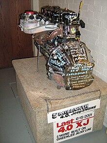 AMC straight6 engine  Wikipedia