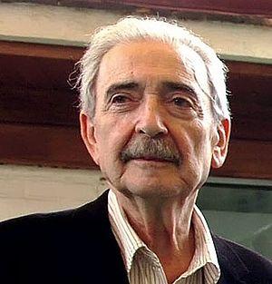 Juan Gelman. Poet. Argentina