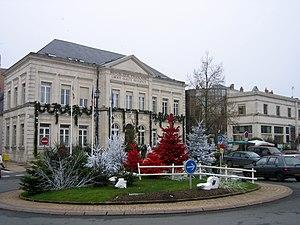 Français : Mairie de Cosne sur Loire