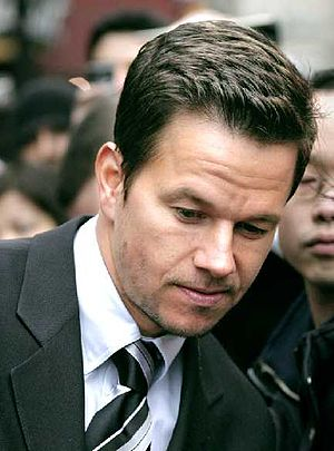 "Mark Wahlberg at ""The Shooter"" Londo..."
