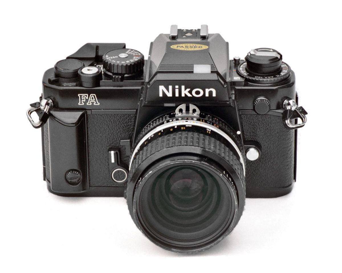 Nikon Fa Wikipedia