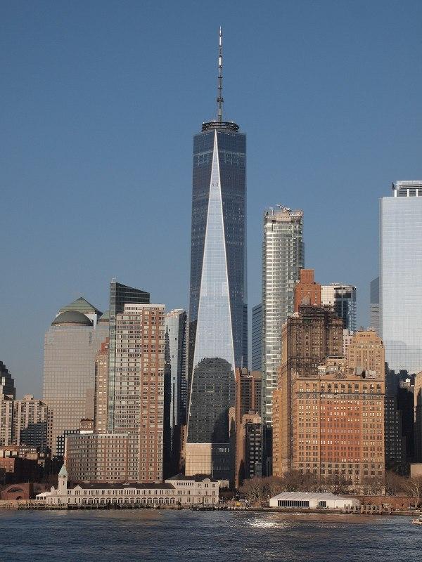 One World Trade Center - Wikipedia