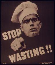 STOP WASTING^ - NARA - 515503