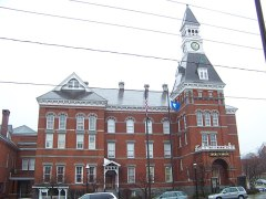 English: Thomaston Opera House, Thomaston, Con...
