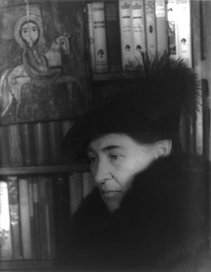 Portrait Willa Cather 1936