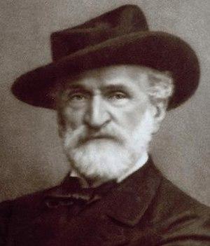 Giacomo Brogi (1822-1881), Portrait of Giusepp...