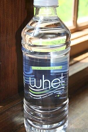 WHET Water Bottle