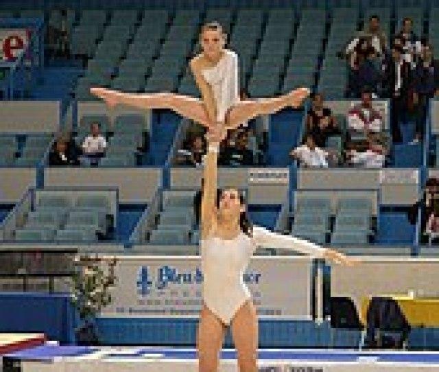 Acrobatic Gymnasticsedit